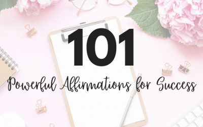 101 Powerful Affirmations for Success